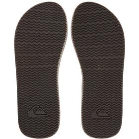 Quiksilver Molokai Abyss Nature Sandals Men, groen